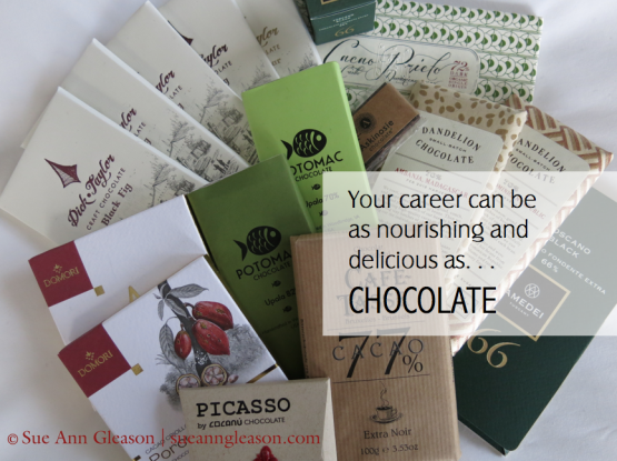 Your Career Can Be as Nourishing and Delicious as Chocolate